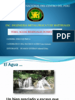 Aguas Residuales (Fisicoquimica)
