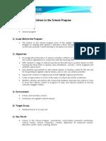 Culture in the Schools Program