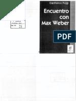 Poggi. G. La Concepción Weberiana Del Proceso Histórico-Social.