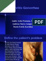 Urethritis Gonorrhea