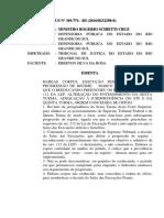HC369774 Execucao Penal Prog Moraestatal