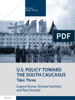 U.S. Policy Toward the South Caucasus