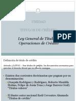 Unidad 2 Títulos de Crédito (1) - Copia