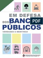 Cartilha Bancos Públicos