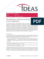 Ideas Developing