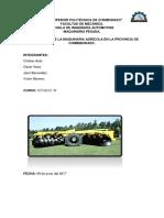 Estudio de Maquinaria Agricola Chimborazo