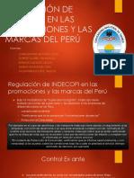 Regulación de Indecopi en Las Promociones y Las