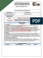 Guía de Prácticas Del Laboratorio KARLA