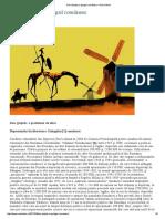 (Ardeleanu George) Don Quijote Și Gulagul Românesc – Rost Online