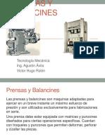 Prensas y Balancines Sin Videos.pptx