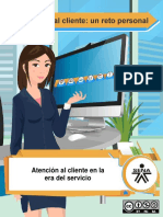 AA1 Atencion Al Cliente en La Era Del Servicio