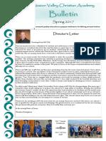 spring 2017 bulletin