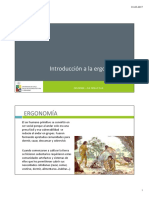 01 Clase Introduccion a La Ergonomia II Edit