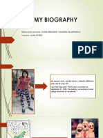 Biografia de Ingles de Ivone en Power Point 2