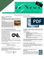 GCF Grace News - August '10