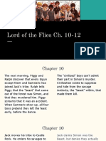lord of the flies ch  10-12