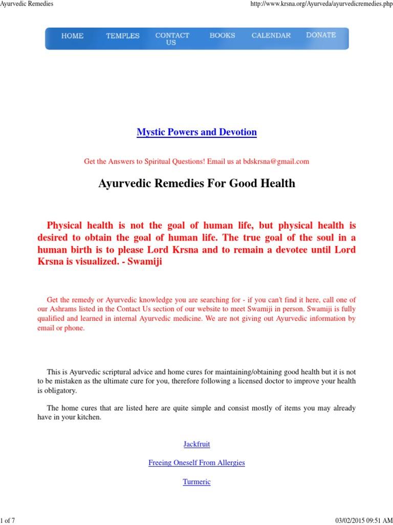 ayurvedic remedies  ayurveda  eating
