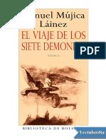El Viaje de Los Siete Demonios - Manuel Mujica Lainez