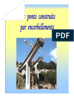 3 - Les Ponts Construits Par Encorbellement