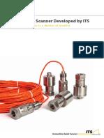 Flame Scanner Info Folder 261A1812P012