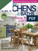 WETSTYLE_Beautiful Kitchen & Baths_Spring 2017
