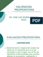 20110426 Evaluacion Preoperatoria 1