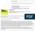 A Note on Sample Size Estimation for Multinomial Populations.pdf