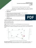 Informe2 informe rumbos y azimut