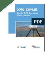 x 90 User Manual