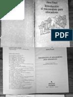 Anna Freud - Introduccion al psicoanalisis para educadores.pdf