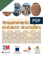 Almacenamiento-seguro de Madera
