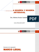 Pequeña mineria y mineria artesanal - 25.4.17.pptx