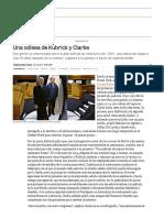 Una Odisea de Kubrick y Clarke _ El País Semanal _ EL PAÍS