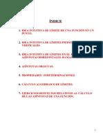 LÍMITES DE FUNCIONES 1BT y 2BT