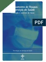 Manual Processamento de Roupas de Serviços de Saúde - Prevenção e controle de riscos.pdf