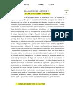 Resumen de Fisoiologia Animal - Primera Unidad
