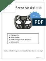 masks of verona