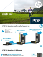 3PAR StoreServ 7000 vs 8000 Models