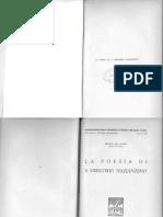Pellegrino_La poesia di S. Gregorio Nazianzeno.pdf