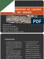 Planta Separadora de Liquidos de Rio Grande