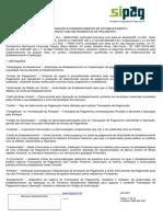 Contrato Credenciamento Sipag 2017