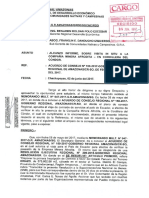 Informe Gerencia Comunidades Nativas Amazonas