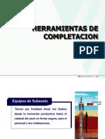2.-Herramientas de Completación