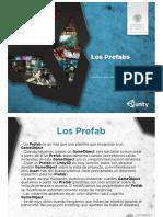 Unity3D 05 Los Prefabs