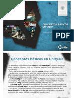 Unity3D-02-Conceptos Basicos de Unity