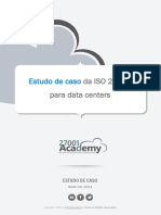 Case Study ISO27001 Case Study for Data Centers PT