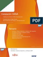 DRAFT Installation HANA&BusinessOne
