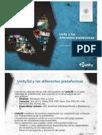 Unity3D 06 Las Diferentes Plataformas