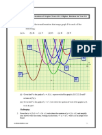 Worksheet on Transformations of Graphs Part 1 by Hassan Lakiss Mathsmalakiss.com