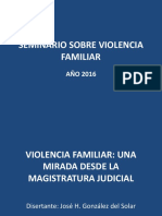semimario de violencia familiar 2016
